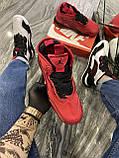 Кроссовки Nike Jordan Air Space 720 Red Black Кроссовки Найк Аир Джордан, фото 3