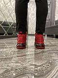 Кроссовки Nike Jordan Air Space 720 Red Black Кроссовки Найк Аир Джордан, фото 5