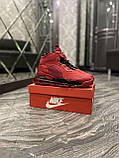 Кроссовки Nike Jordan Air Space 720 Red Black Кроссовки Найк Аир Джордан, фото 7