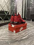 Кроссовки Nike Jordan Air Space 720 Red Black Кроссовки Найк Аир Джордан, фото 8