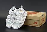 Женские / мужские New Balance Sandals, сандалии нью беленс, сандалии New Balance, сандалі New Balance, фото 3