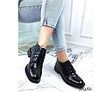 Туфли TOTO на шнуровке, фото 5