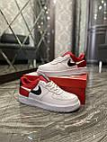 Кроссовки мужские Nike Air Force 1 Low Кроссовки найк Найк мужские кроссовки, фото 2