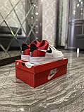 Кроссовки мужские Nike Air Force 1 Low Кроссовки найк Найк мужские кроссовки, фото 7