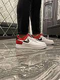 Кроссовки мужские Nike Air Force 1 Low Кроссовки найк Найк мужские кроссовки, фото 9