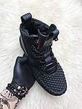 Кроссовки мужские Nike Lunar Force 1 Duckboot '17 Black Кроссовки найк Найк мужские ботинки, фото 2