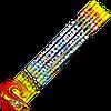 Блок римських свічок Т6240, у блоці: 12 штук, кількість пострілів в одній свічці: 30, калібр: 10 мм