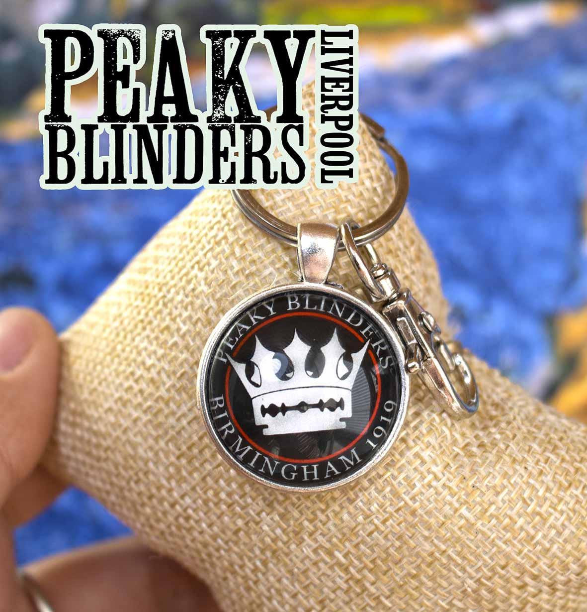 Брелок с лезвием Острые козырьки / Peaky blinders