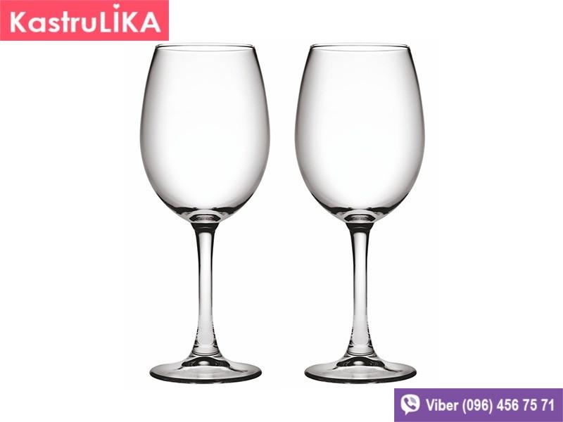 Бокалы для белого вина Pasabahce Classique 360мл 2шт