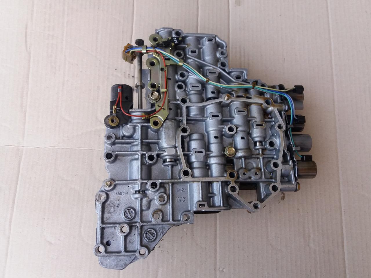Блок соленоїдів Nissan Teana J31 Nissan Maxima A33 X-Trail T30 3194085X05 3194085X0B