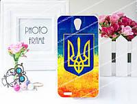Пластиковый бампер панель накладка чехол на Lenovo S650 Украина