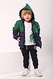 """Куртка """"Дино"""" для мальчика, фото 3"""