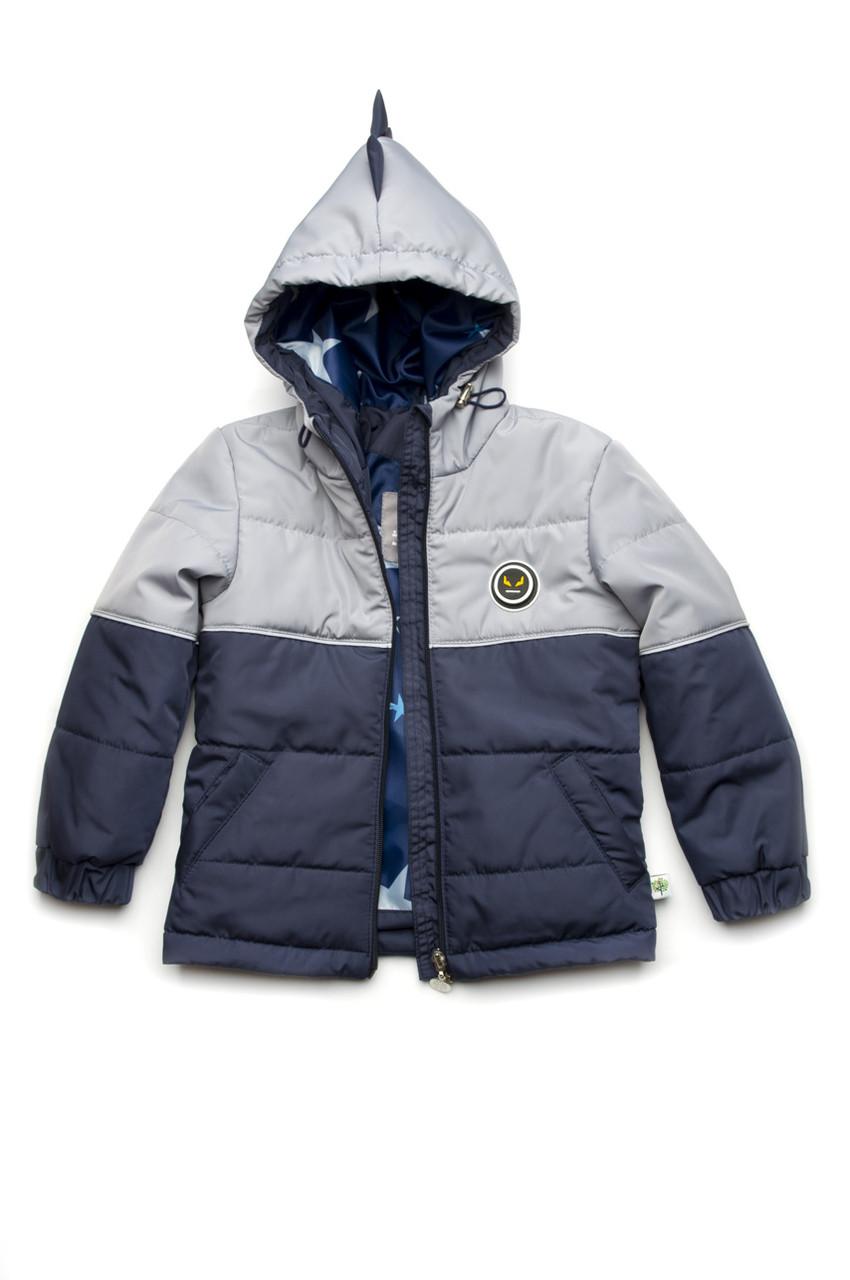 """Куртка """"Дино"""" для мальчика"""
