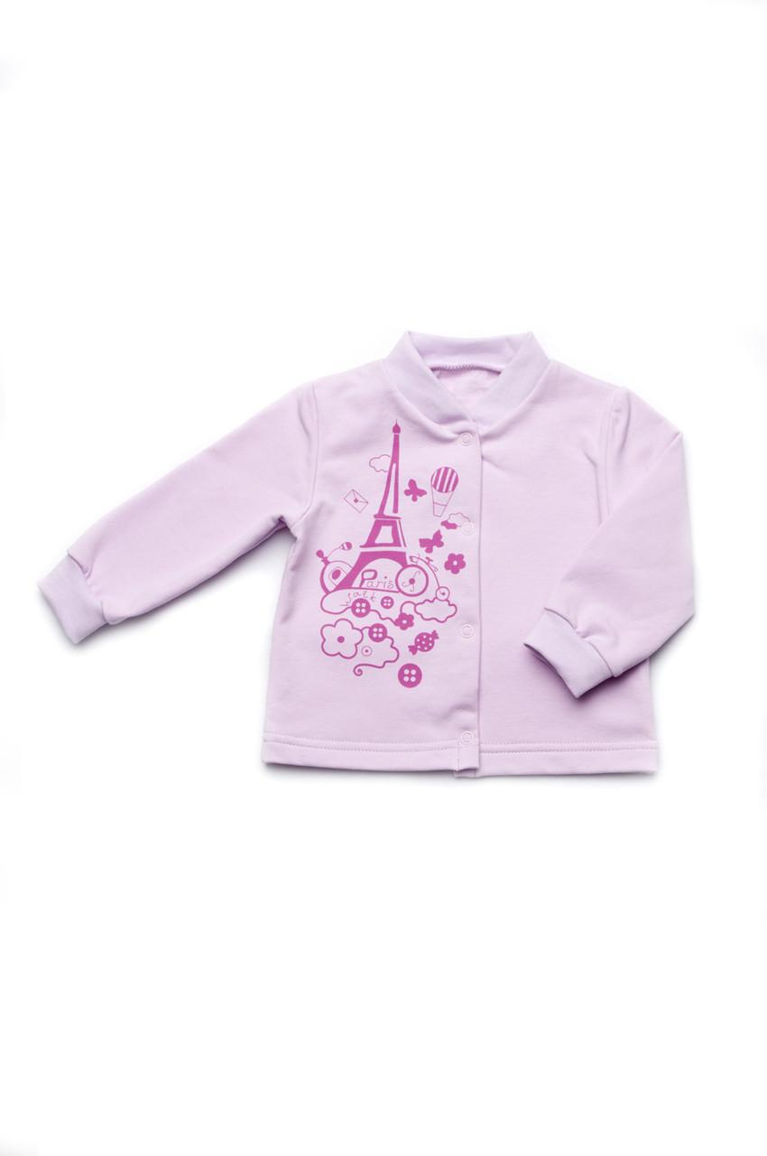 Кофточка для новорожденных девочек