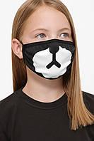 Текстильная детская маска для лица с принтом, фото 1