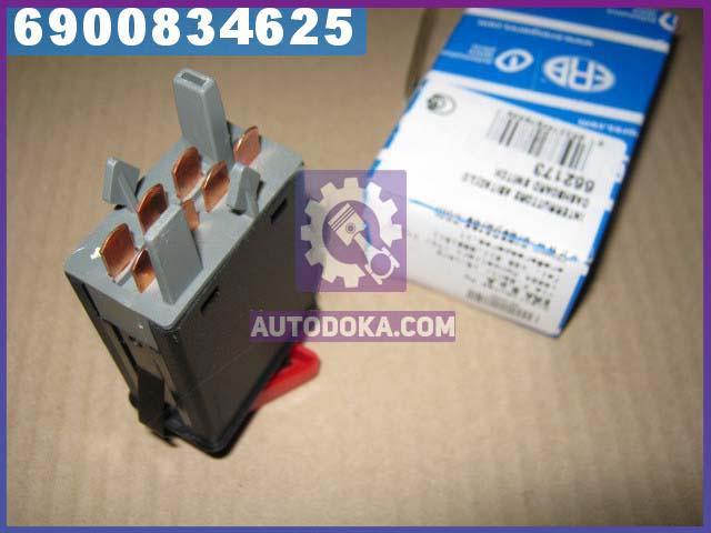 Указатель аварийной сигнализации (производство  ERA) ШКОДА, ОКТAВИA, 662173