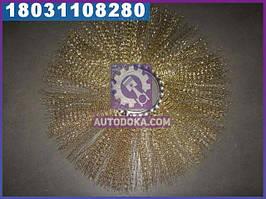 Диск щеточный металлический 120х550 (производство  Беларусь)  ММ 120/550