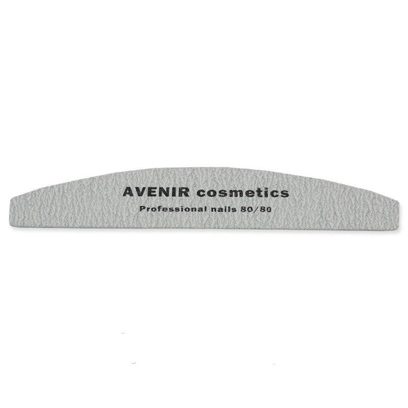 Пилка банан 80/80 Avenir Cosmetics