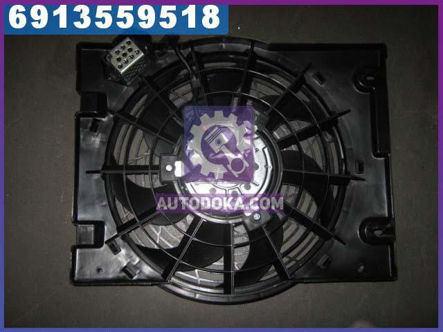Вентилятор радиатора ОПЕЛЬ АСТРА G (98-) (производство  Nissens) AСТРA  Г, ЗAФИРA, 85186