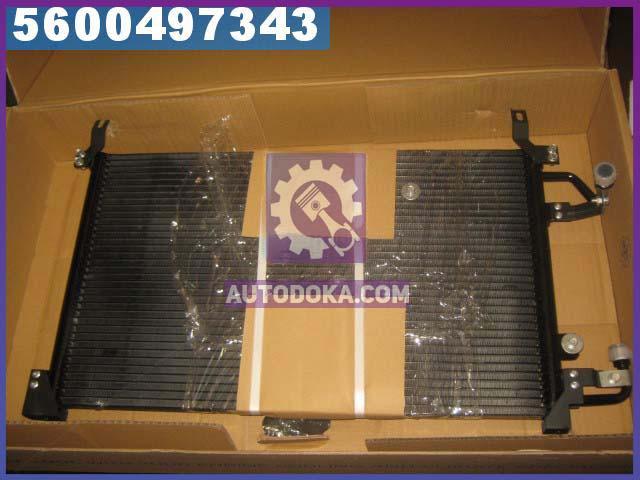 Конденсатор кондиционера ДЕО NEXIA (производство  Nissens) ДЕО, ЕСПЕРО, 94424
