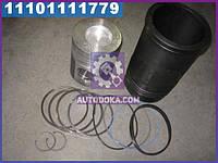 Гильзо-комплект ЯМЗ 240П (гильза(фосф), поршень(траф.)+ комплект поршневых колец ) группа Б Поршень Комплект (МОТОРДЕТАЛЬ) 240-1004005