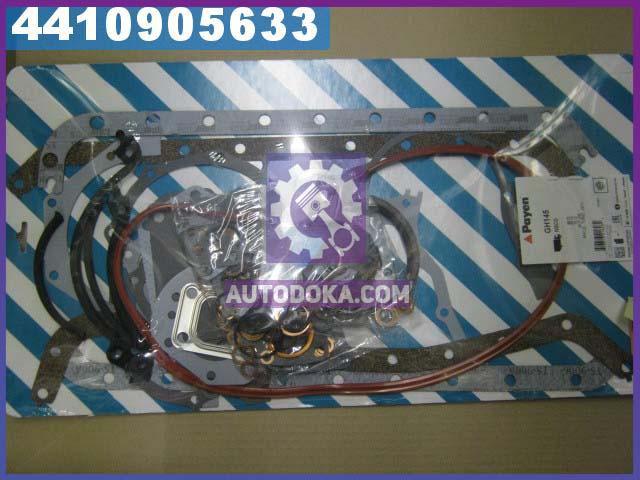 Прокладки FULL ИВЕКО 8040.05/8040.25 БЕЗ ГБЦ (производство  Payen) ЗЕТA, GH145