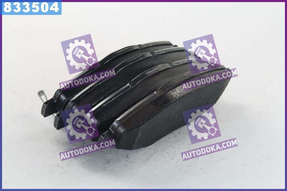 Колодки тормозные ТОЙОТА AVENSIS (T25), COROLLA V передние (производство  TRW) ТОЙОТА, GDB3336