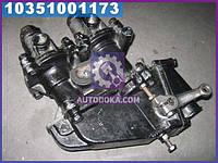 Кран тормозной 2-секционный ЗИЛ 130 (производство Россия) 131-3514010-Б