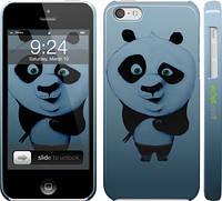 """Чехол на iPhone 5c Кунг-фу Панда """"759c-23"""""""