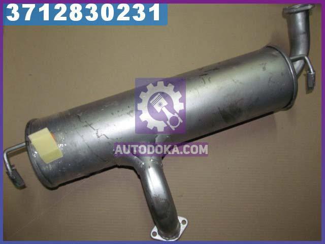Глушитель ТАВРИЯ 1102, 1103(производство  ТМК)  1102-1201005
