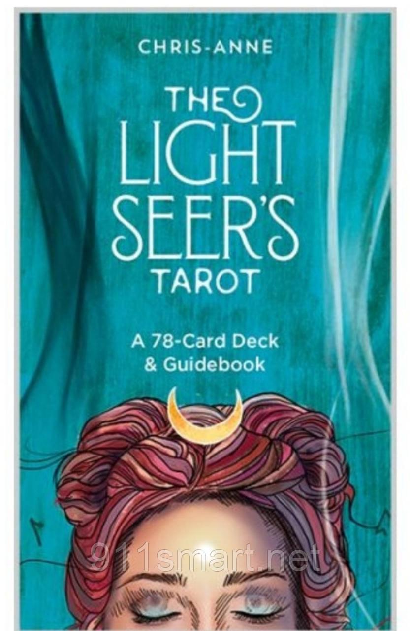 Таро Светлого провидца (The Light Seer's Tarot). Карты Таро Светлого Провидца.