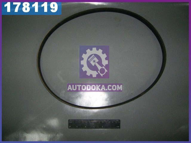 Ремень 6К-1125 компрессора ВАЗ 2110, 2111, 2112 (производство  БРТ)  2110-8114096Р