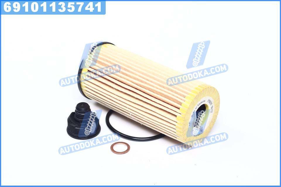 Фильтр масляный БМВ X1 1.6-2.8 15-, МИНИ COOPER 1.5-2.0 13- (производство  MANN)  HU6015zKIT