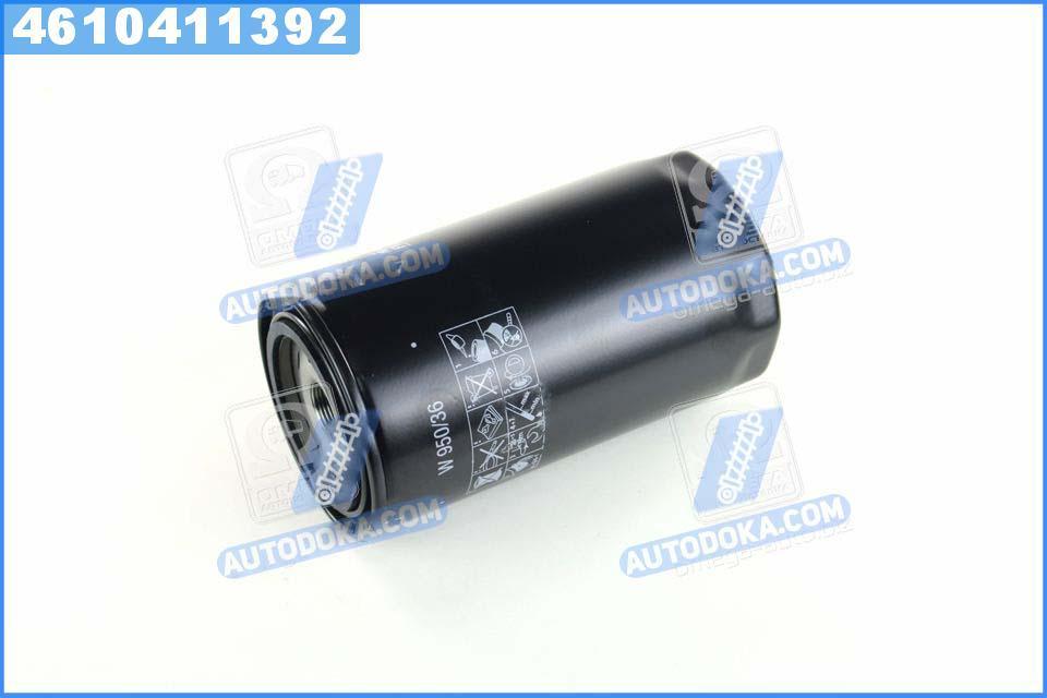 Фильтр масляный ИВЕКО DAILY III (99-06) (производство  MANN) ДЕЙЛИ  3, W950/36