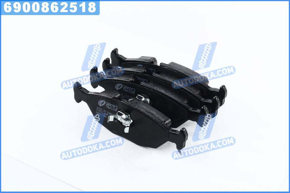 Колодки тормозные БМВ 3 (E30), 5 (E28), 6 (E24) задние (производство  REMSA) 7, З1, 0155.00