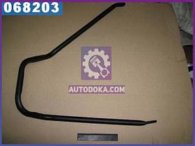 Стойка зеркала ГАЗ правая с усилителем (бренд  ГАЗ)  4301-8201480