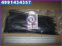 Хомут затяжной пластиковый 3, 6х200 100 шт. (производство Gemi) TK (TKUV) 200х3, 6