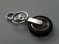 Брелок в форме колеса с логотипом Hyundai, фото 3
