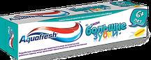Зубная паста для детей Aguafresh Junior от 6 лет