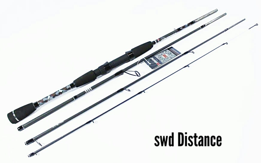 Спиннинговое удилище Siweida Distance 4-частник 2.1 м 1-7 грамм тест
