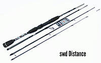 Спиннинговое удилище Siweida Distance 4-частник 2.4 м 1-7 грамм тест