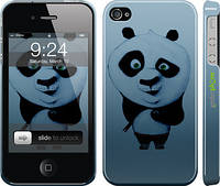 """Чехол на iPhone 4 Кунг-фу Панда """"759c-15"""""""