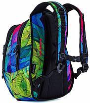Шкільний рюкзак підлітковий ортопедичний для девочкияркий Winner One 246D, фото 3