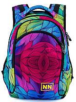 Шкільний рюкзак підлітковий ортопедичний для девочкияркий Winner One 246D, фото 2