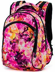Школьный рюкзак подростковый для девочки на 22 литра Winner One 248