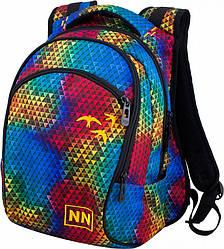 Школьный рюкзак подростковый для девочки на 22 литра Winner One 249