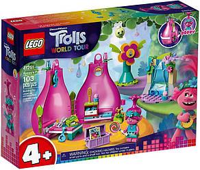 Lego Trolls: World Tour Будиночок-бутон Трояндочки 41251