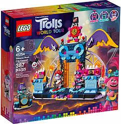Lego Trolls: World Tour Концерт у місті Рок-на-Вулкані 41254