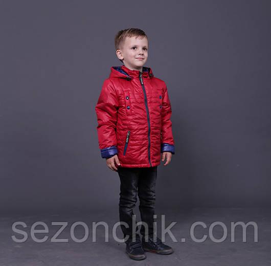 Куртки детские весна осень на мальчиков