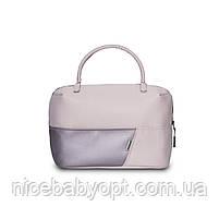 Коляска 2 в 1 Riko Nesa 01 Pink Pearl, фото 3